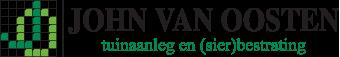 John van Oosten Tuinaanleg Logo